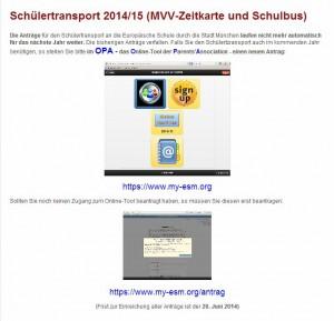Schuelertransport 2014-2015